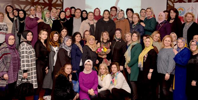 Tuzla Belediyesi Gönül Elleri Çarşısı 'Nefes Eğitimi' Düzenledi