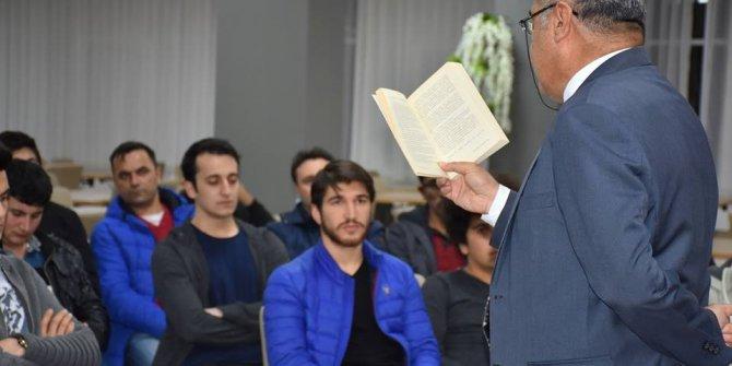 Milli Şair Mehmet Akif Ersoy Isparta'da anıldı