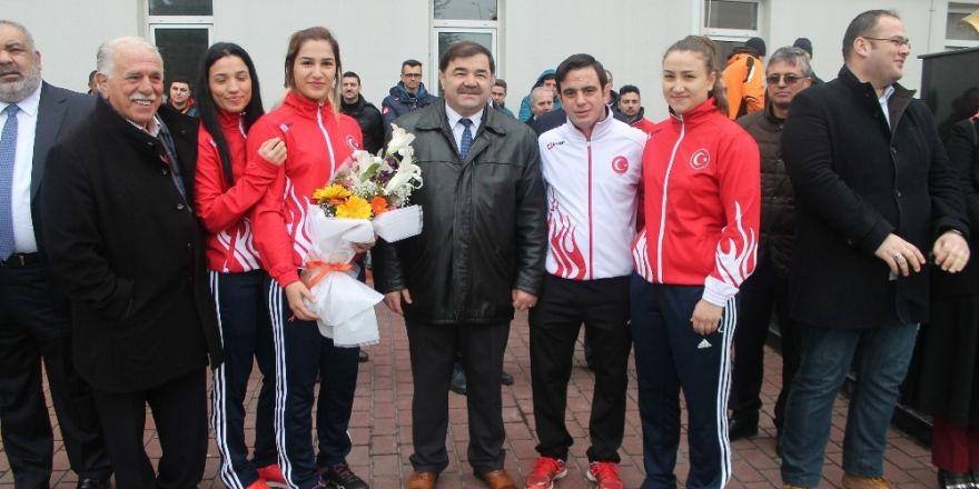 """Musa Aydın: """"Avrupa Şampiyonası'nda çok sayıda madalya bekliyoruz"""""""