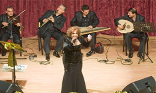 Samime Sanay'dan Müzik Ziyafeti
