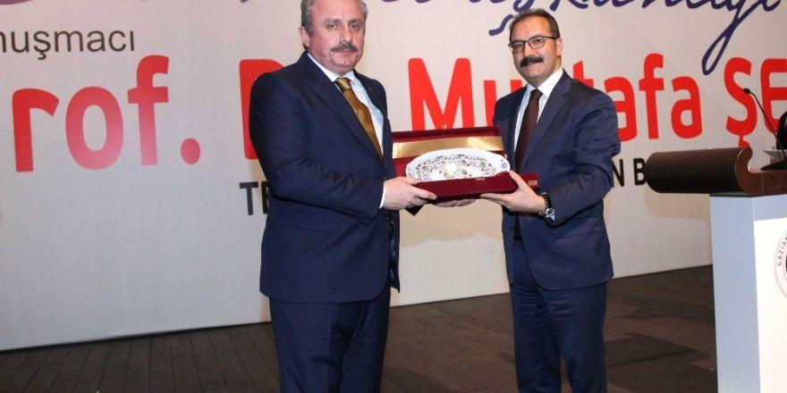 TBMM Anayasa Komisyon Başkanı Mustafa Şentop:
