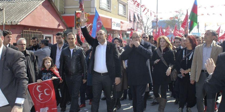 """MHP eski MYK üyesi Muharrem Yıldız'dan """"referandum"""" değerlendirmeleri"""