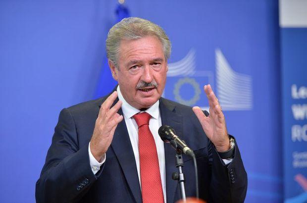 Lüksemburg, Türkiye'yi NATO'ya Şikayet Etti