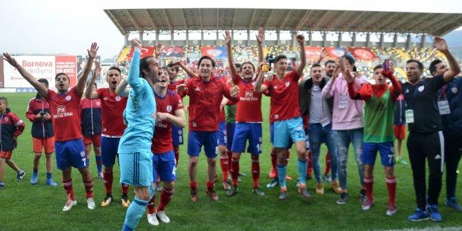 Spor Toto 1. Lig: Altınordu: 2 - Denizlispor: 1
