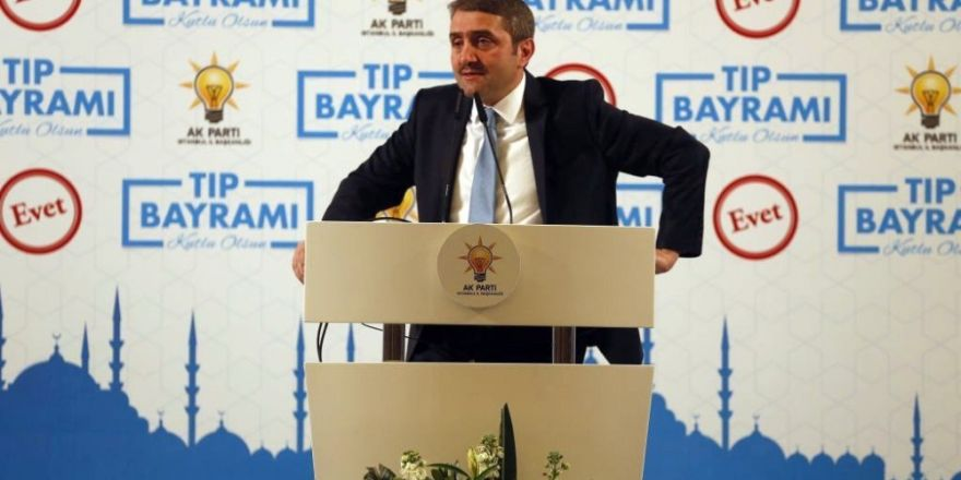 """AK Parti İstanbul İl Başkanı Temurci: """"Milletin nereye gideceğine Avrupa, Hollanda ve Almanya değil millet karar verecek"""""""