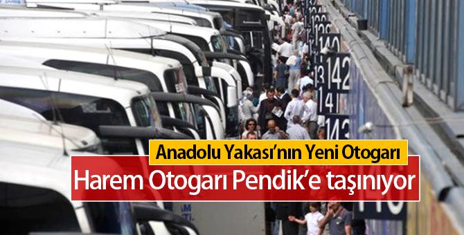 Anadolu Yakası'nın Yeni Otogarı Pendik'e Yapılıyor
