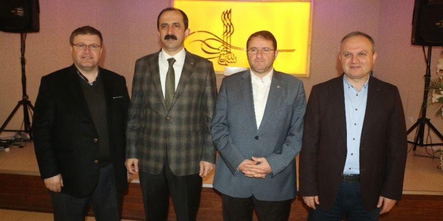 AK Parti'de birlik ve beraberlik buluşması