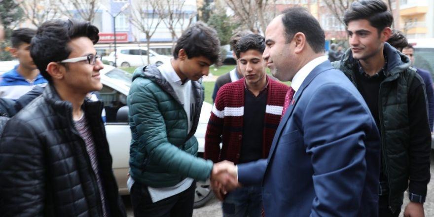 Şanlıurfa Büyükşehir Belediye Başkanı Çiftçi: Evet, gençlerimize güveniyorum
