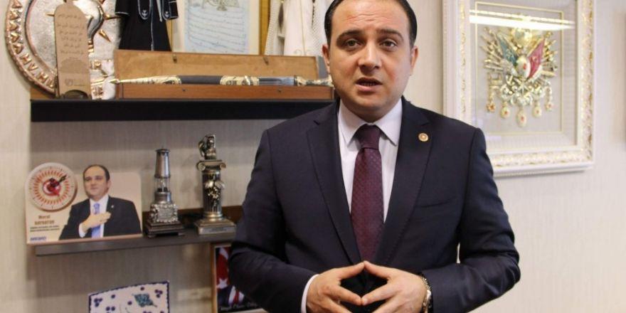 AK Parti'li Baybatur'dan bağımsız ve tarafsız yargı vurgusu