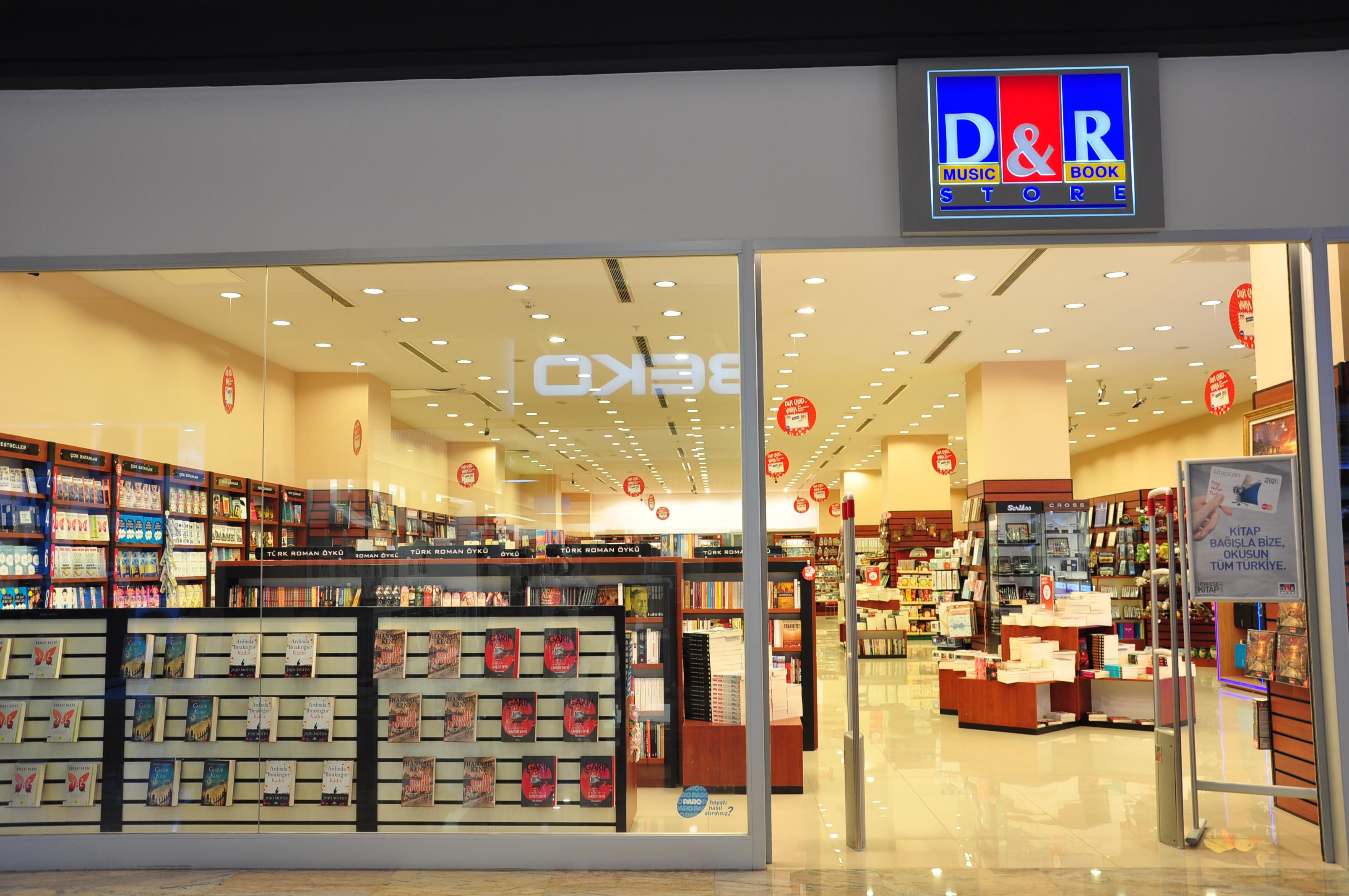 D&R'ın Satışı İçin İmzalar Atıldı