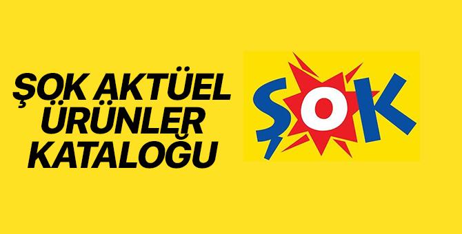 ŞOK Aktüel Ürünler Kataloğu 18 Nisan – 25 Nisan 2018