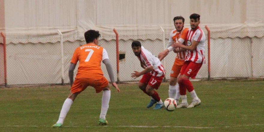 1.amatör lig play off çeyrek final ilk maçları tamamlandı