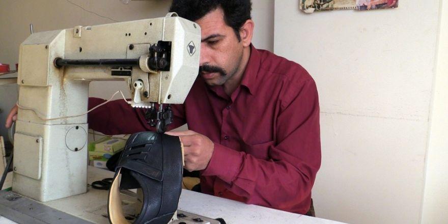 Konyalı ayakkabı üreticisinden şeker hastaları için ayakkabı