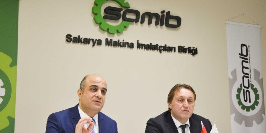 İki buçuk milyonluk 'SAMİB URGE' projesinin tanıtımı yapıldı