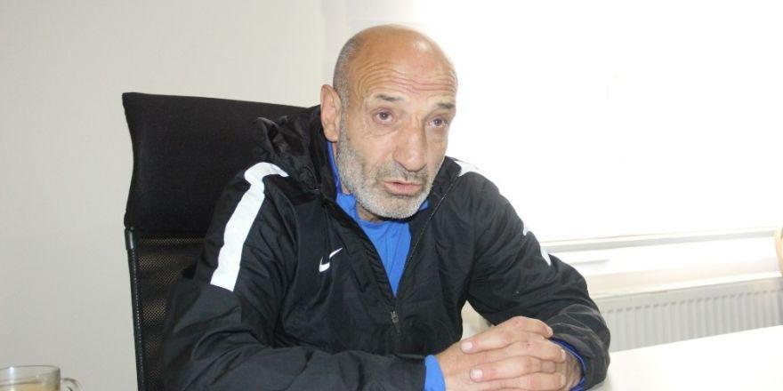 """Ziya Doğan: """"İnegölspor maçında kötü bir performans sergiledik"""""""