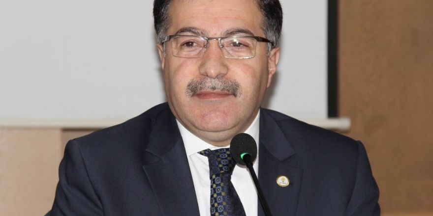 AK Parti İl Başkanı Şahin Sivas halkını mitinge davet etti