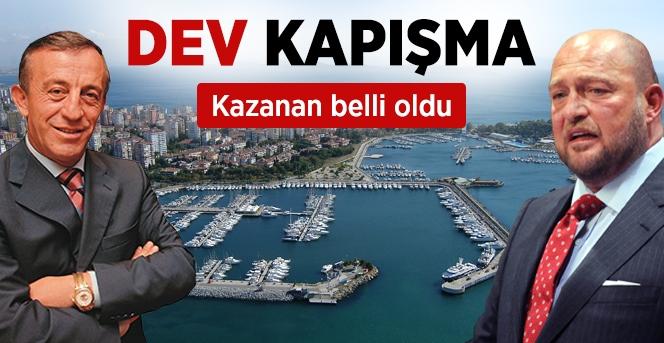 Kalamış Yat Limanı İhalesini Yine Koç'lar Aldı