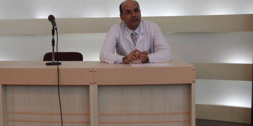 Kanser hastaları ve yakınları hastalığı uzmanlardan dinleyecek