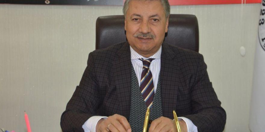 Belediye Başkanı Faruk Pınarbaşı'nın Çanakkale Zaferi kutlaması