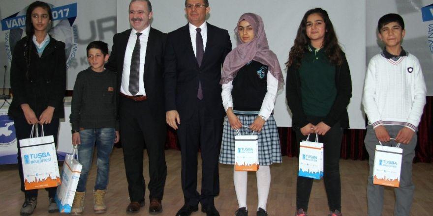 Tuşba'da '15 Temmuz Darbe Girişimi ve Milli Mücadele' yarışması