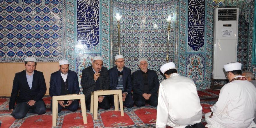 Mardin'de şehitler için 3 dilde mevlit okutuldu