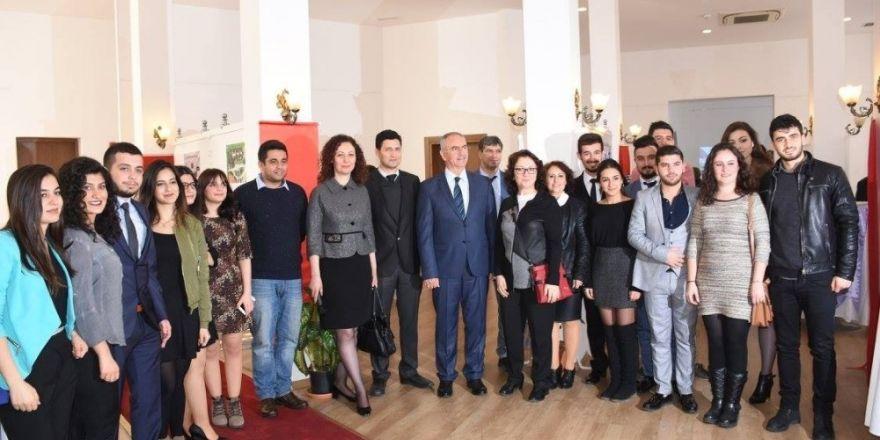 ADÜ'den İncirliova'ya peyzaj desteği