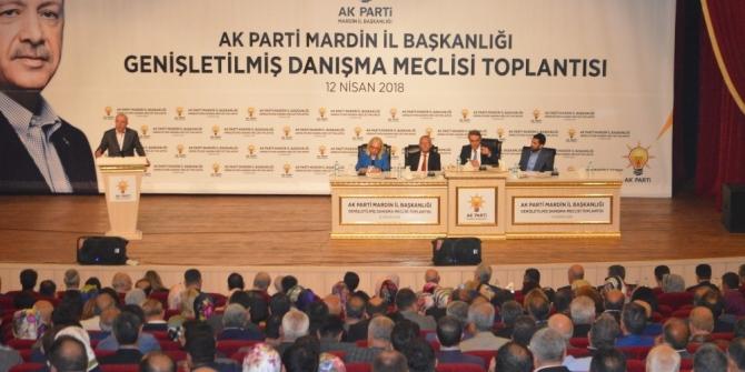 """Bakan Kurtulmuş: """"Türkiye'yi her alanda daha güçlü bir hale getireceğiz"""""""