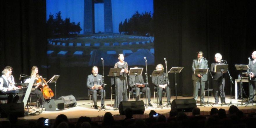 Çankaya, Çanakkale Zaferi'nin 102. yılında tek yürek