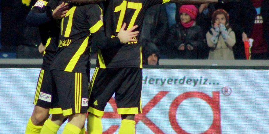 Evkur Yeni Malatyaspor camiası şampiyonluk için kenetlendi