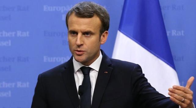 Macron'dan itiraf  gibi açıklama amacımız Türkler ve Ruslar'ı ayırmaktı