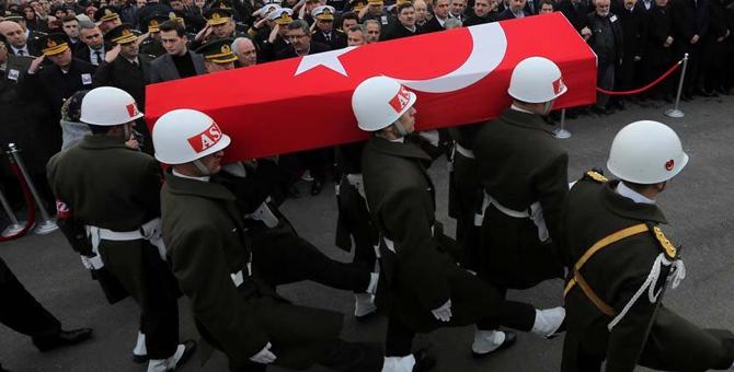 Şırnak'tan Acı Haber: 3 Şehit 1 Yaralı