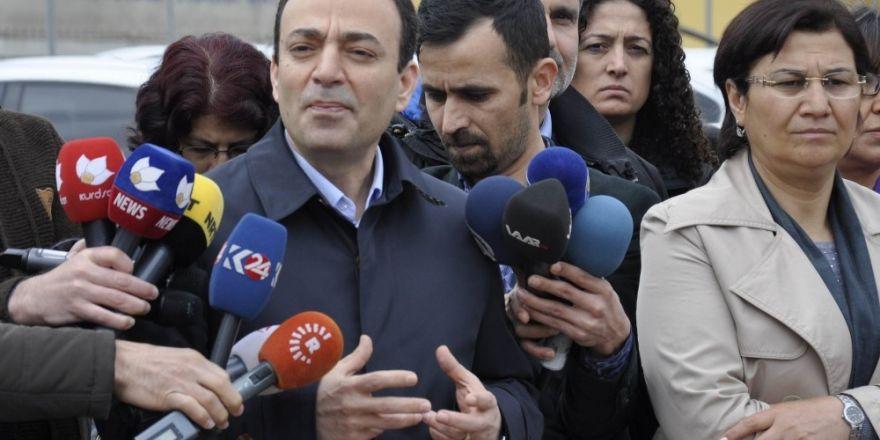 """HDP Sözcüsü Baydemir: """"2017 Nevruz'u yaraları sarma Nevruz'u olsun"""""""