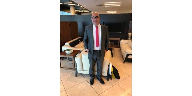 İsrail'in yeni Ürdün Büyükelçisi Amman'a geldi