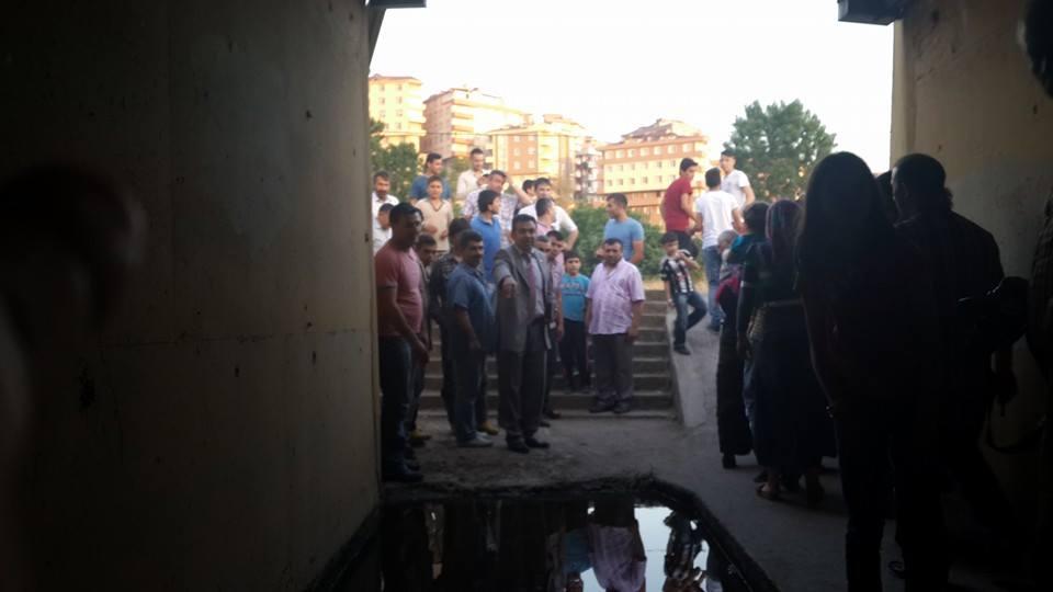Kavakpınar Mahallesi Huzursuz