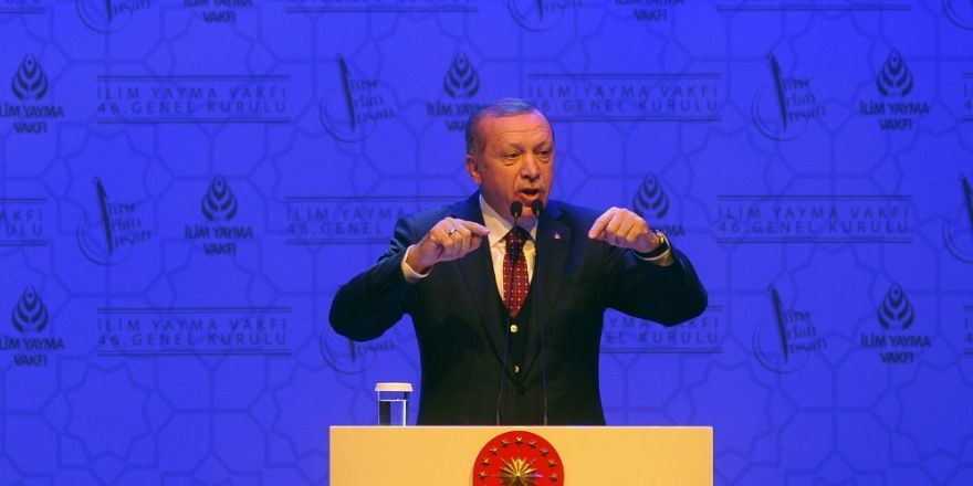 """Cumhurbaşkanı Erdoğan: """"Maskeli Balo sona erdi"""""""