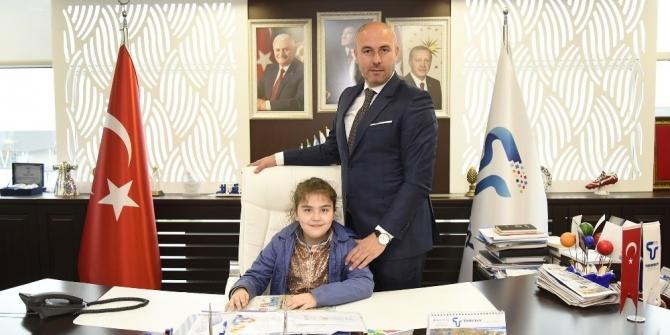 Tekkeköy'e Bilge başkan