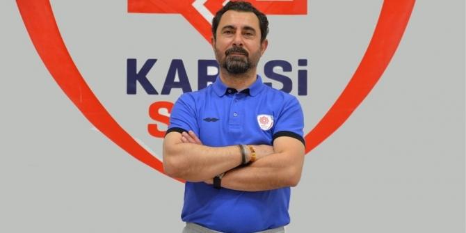Karesispor'da hedef Düzce Belediye