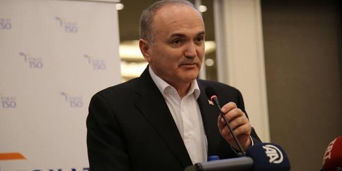 """Bakan Özlü: """"Tokat'a Bilim Merkezi kuracağız"""""""