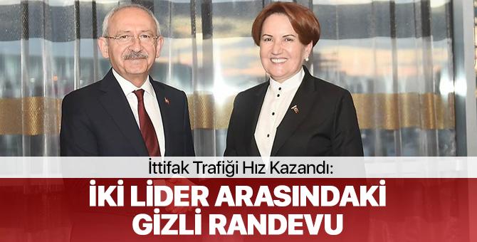 Erken Seçim Sonrası İttifak Trafiği Hız Kazandı! Kılıçdaroğlu - Akşener Görüşmesi