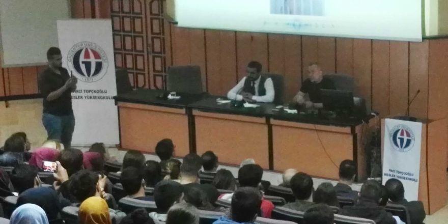 İlik kanseri ve kemik iliği nakli konferansına üniversiteli öğrencilerden yoğun ilgi