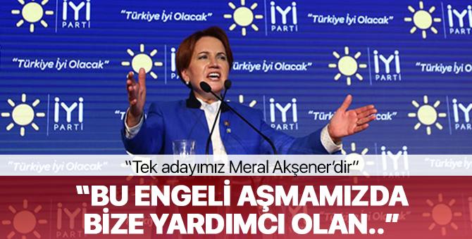 İYİ Parti'den CHP'ye Teşekkür Mesajı!