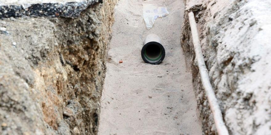 İnönü ve Seyran mahallelerine 9.6 milyon TL tutarında içme suyu yatırımı