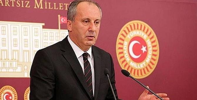 """Muharrem İnce: """"Oyumu Erdoğan'a Veririm"""" CHP'de Abdullah Gül Çatlak Verdi!"""