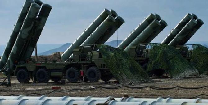 Rusya, Türkiye'ye Gönderilecek S-400'lerin Üretimine Başladı