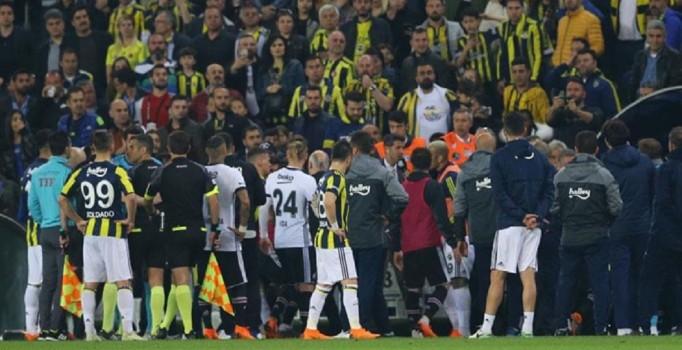 Fenerbahçe 3 maç seyircisiz oynayacak