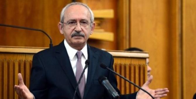CHP Grubu Kılıçdaroğlu'na Cumhurbaşkanlığı adayını belirleme yetkisi verdi
