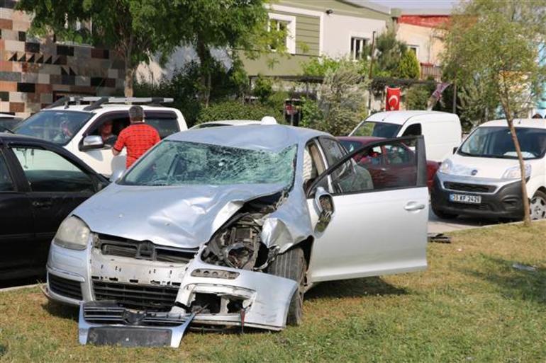 Korkunç kaza 3 kişi hayatını kaybetti
