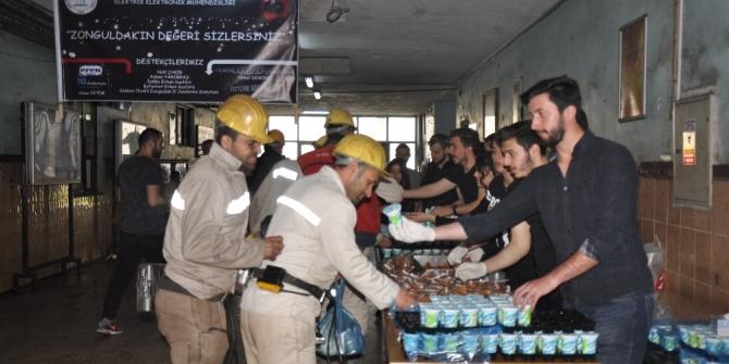 """Öğrenciler """"Zonguldak'ın değerlerini"""" tanıttı"""
