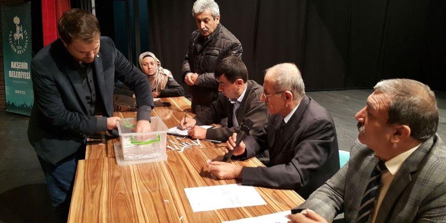 Akşehir Belediyesinde TYP kapsamında 80 kişi iş başı yapıyor