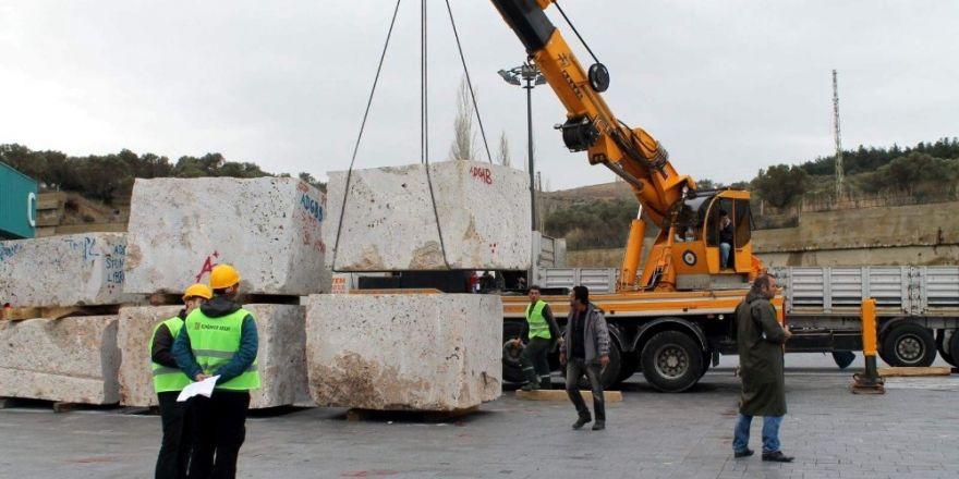 Egeli maden ihracatçıları alıcılarla buluşuyor